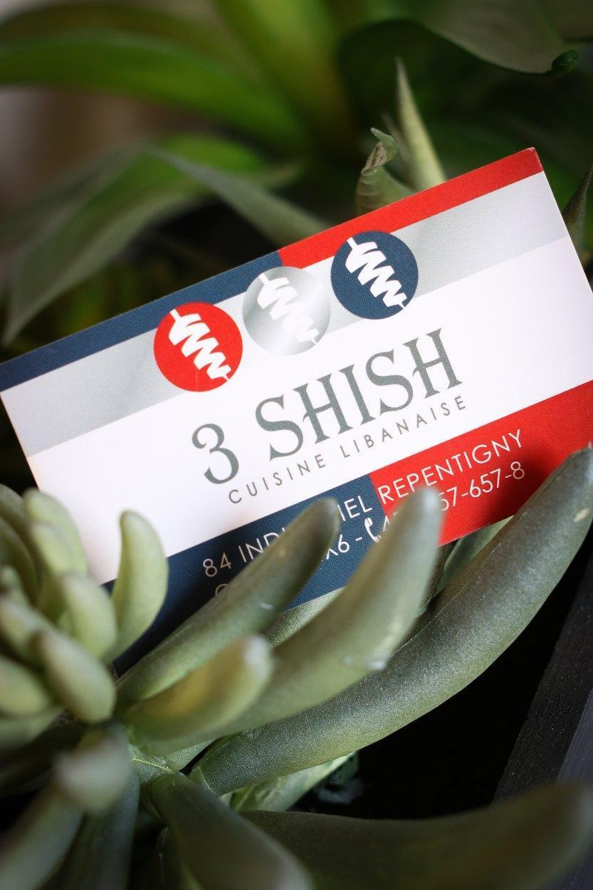3 Shish - Repentigny, Lanaudiere (North Shore) - Lebanese Cuisine Restaurant
