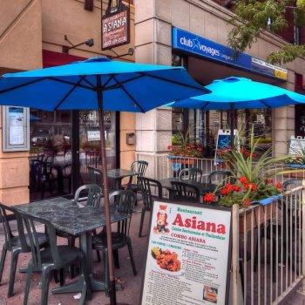 Photo 1 - Asiana Restaurant RestoMontreal