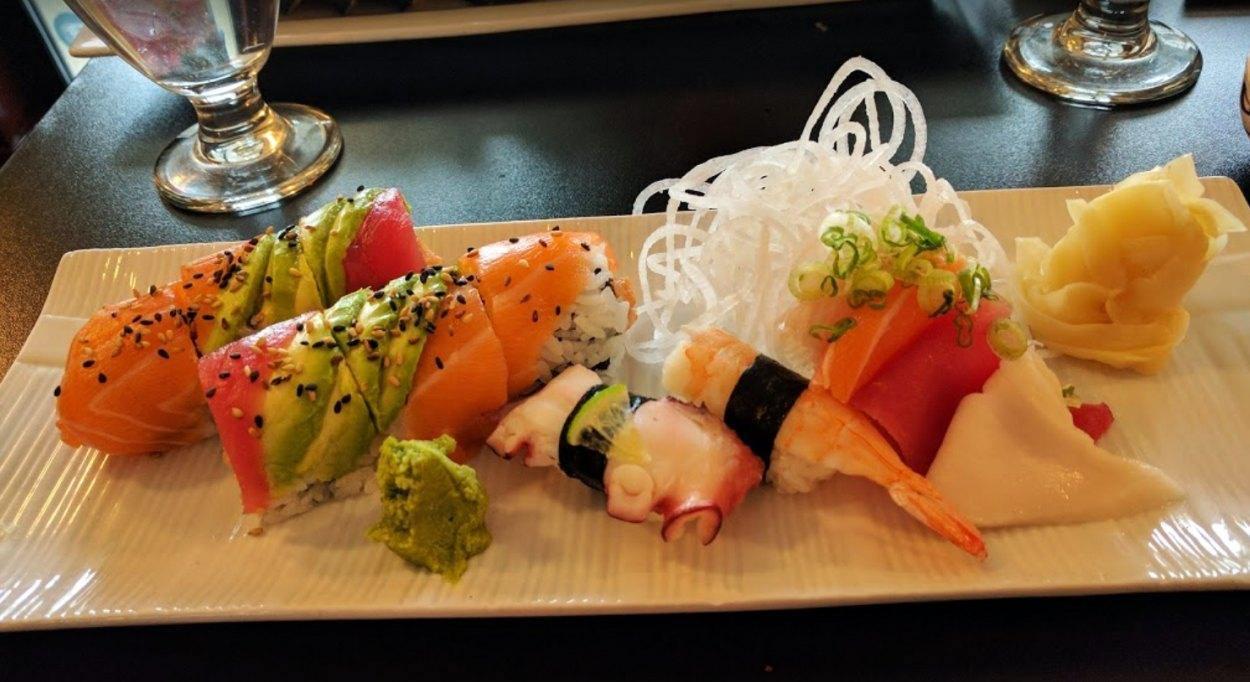 Atami sushi restaurant montr al qc restomontreal - Cuisine moleculaire montreal ...