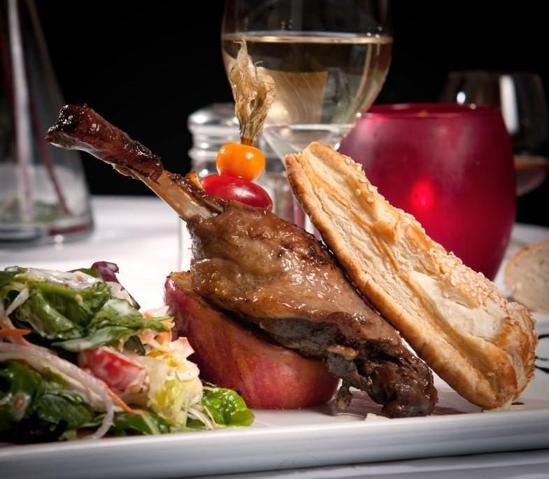 Restaurant Au Bistro Gourmet Photo