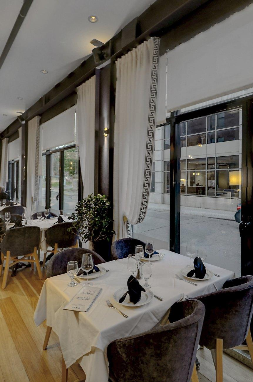 BALOS - Restaurant Cuisine Méditerranéenne Westmount, Montréal