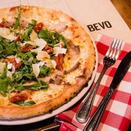 BEVO Bar + Pizzeria Restaurant RestoMontreal
