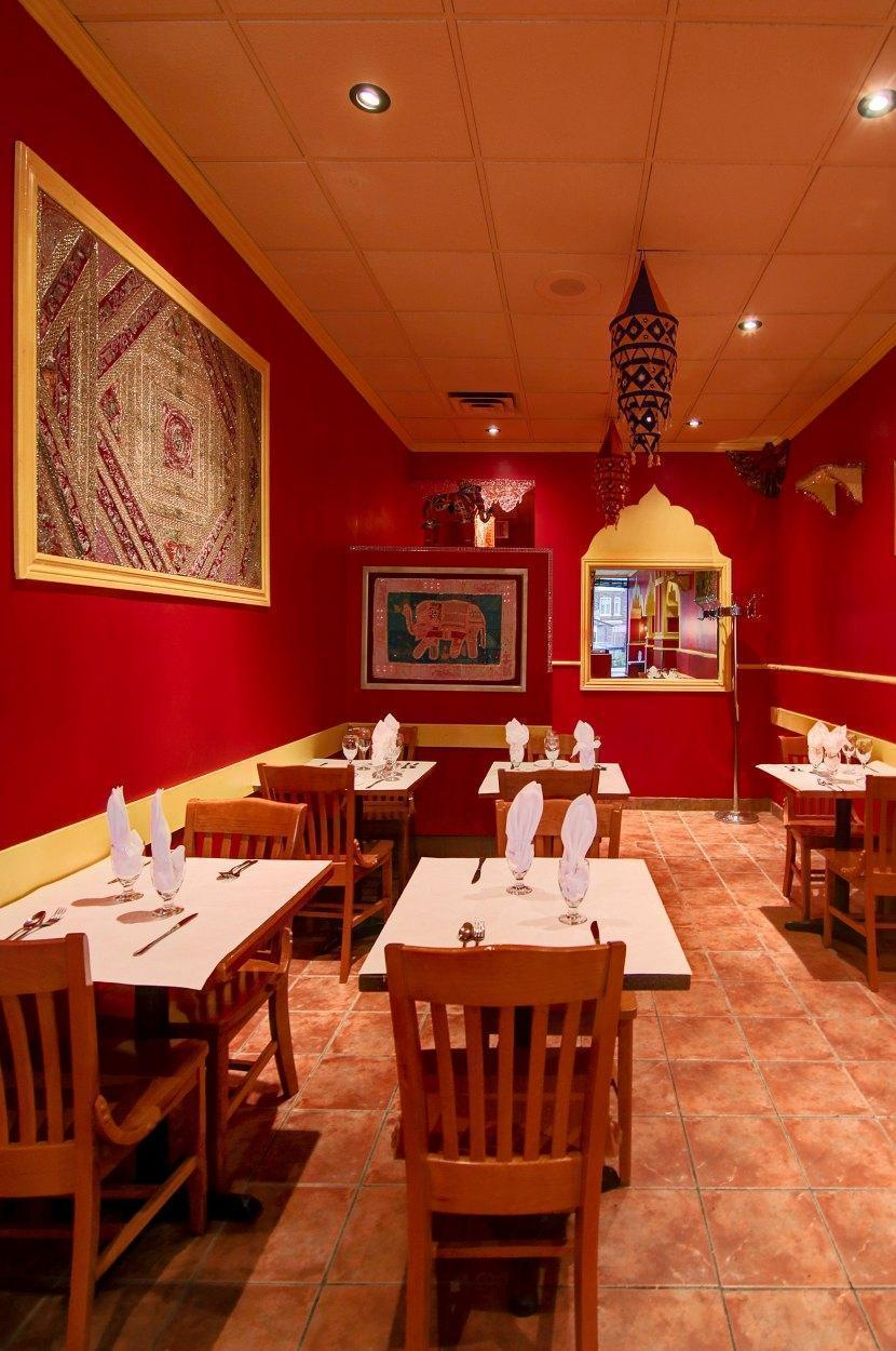 Bharati - Joliette, Lanaudiere (North Shore) - Indian Cuisine Restaurant