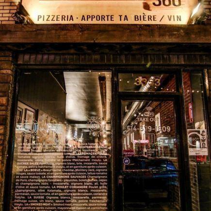 Bistro 360 Restaurant RestoMontreal
