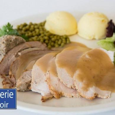 Photo 9 - Brasserie Le Manoir Lachine Restaurant RestoMontreal