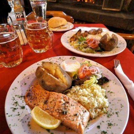 Photo 14 - Brasserie Le Manoir Lachine Restaurant RestoMontreal