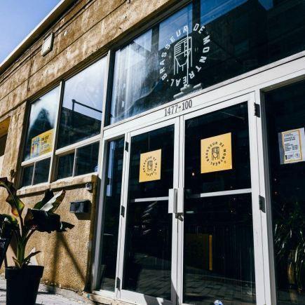Brasseur de Montréal - L'Arrière-Boutique Restaurant RestoMontreal