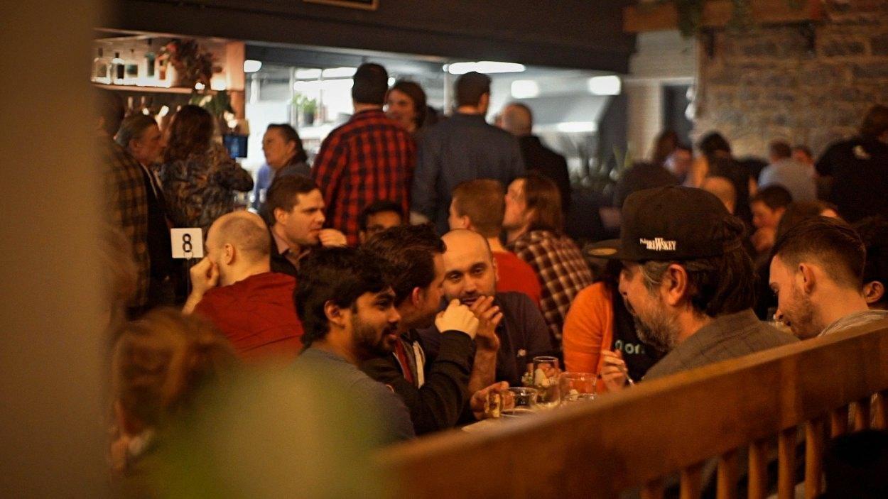 Brewskey Pub & Brasserie Artisanale / Le Taproom - Vieux-Montréal