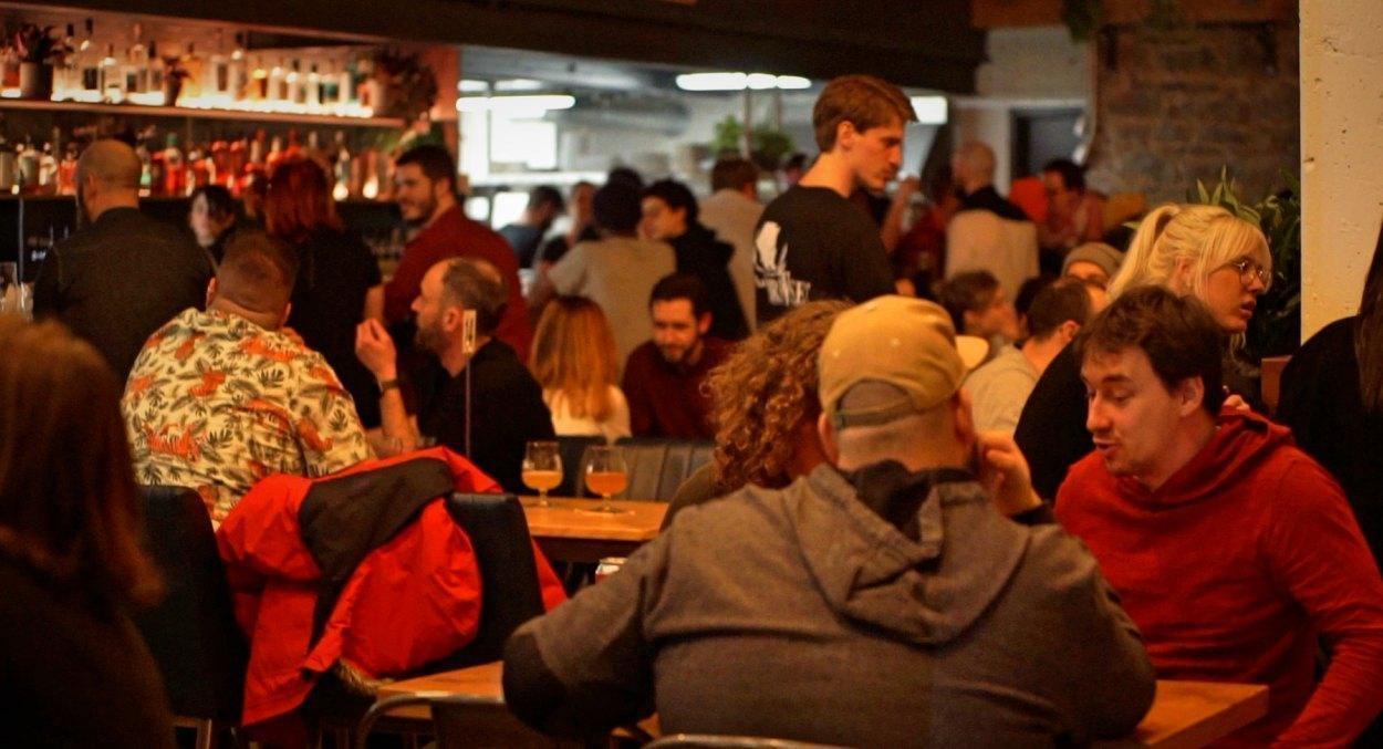 Brewskey Pub & Brasserie  / Taproom - Old-Montréal