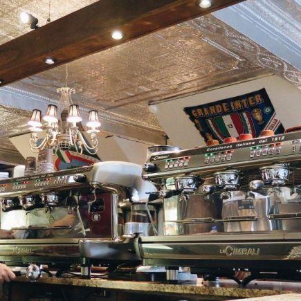 Café Olimpico Restaurant RestoMontreal