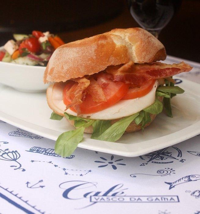 Caf vasco da gama restaurant montr al qc restomontreal - Cuisine moleculaire montreal ...