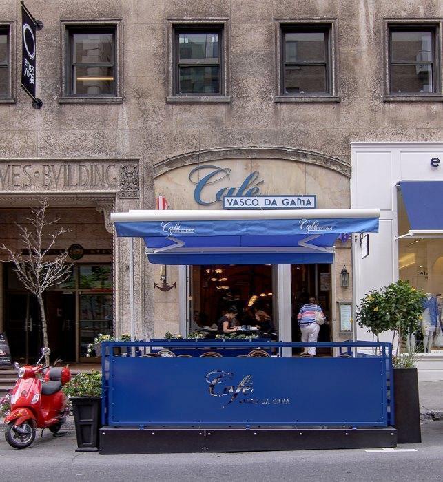 Vasco De Gama Restaurant Montreal