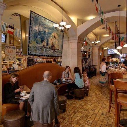 Photo 12 - Café Vasco Da Gama Restaurant RestoMontreal
