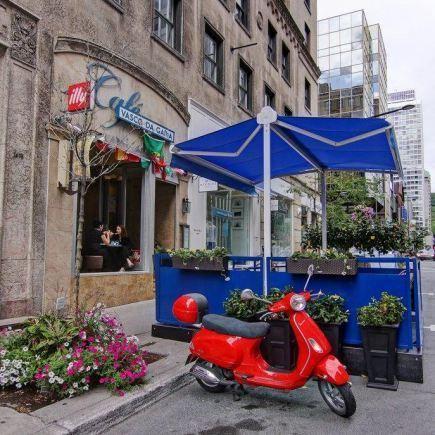 Photo 16 - Café Vasco Da Gama Restaurant RestoMontreal