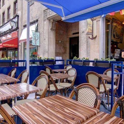 Photo 17 - Café Vasco Da Gama Restaurant RestoMontreal