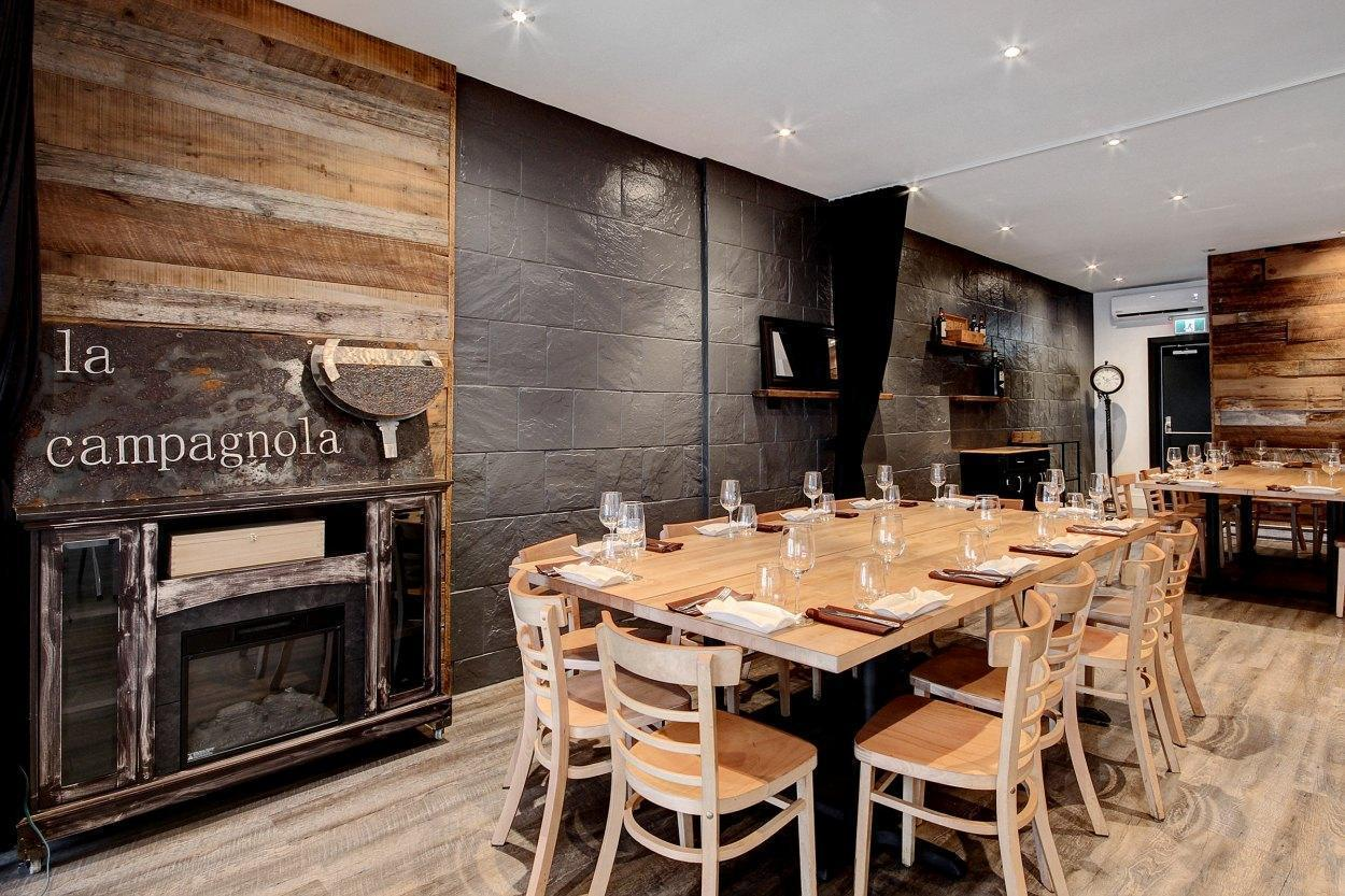La Campagnola - LaSalle, Montreal - Italian Cuisine Restaurant