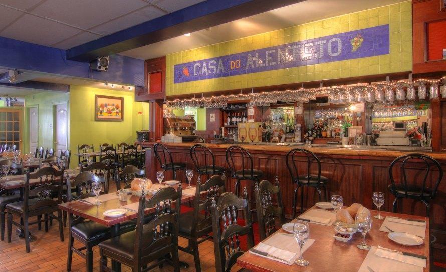 casa alentejo portuguese restaurant montreal