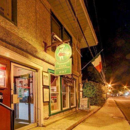 Trattoria Casa Rinacchio Restaurant RestoMontreal