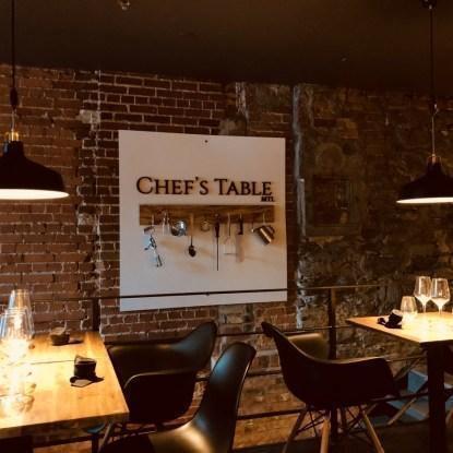 Chef's Table MTL Restaurant RestoMontreal