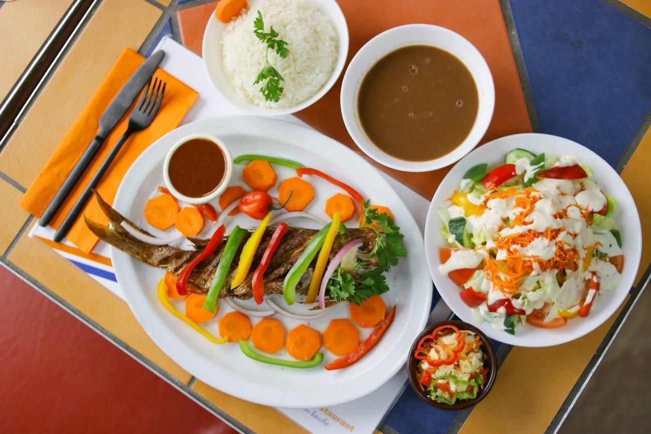 ChoNeslya Bar Restaurant - Laval-Ouest, Laval - Haitian Cuisine Restaurant