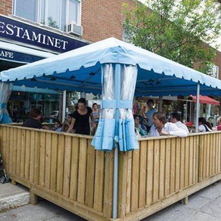 L'Estaminet Restaurant RestoMontreal