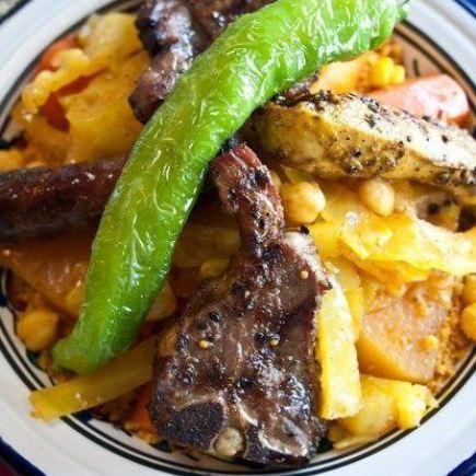 Photo 11 - L'Étoile de Tunis Restaurant RestoMontreal