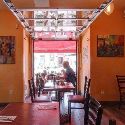 L'Évidence Restaurant RestoMontreal