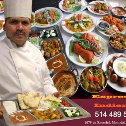 Photo 2 - Express Indien - Indian Restaurant