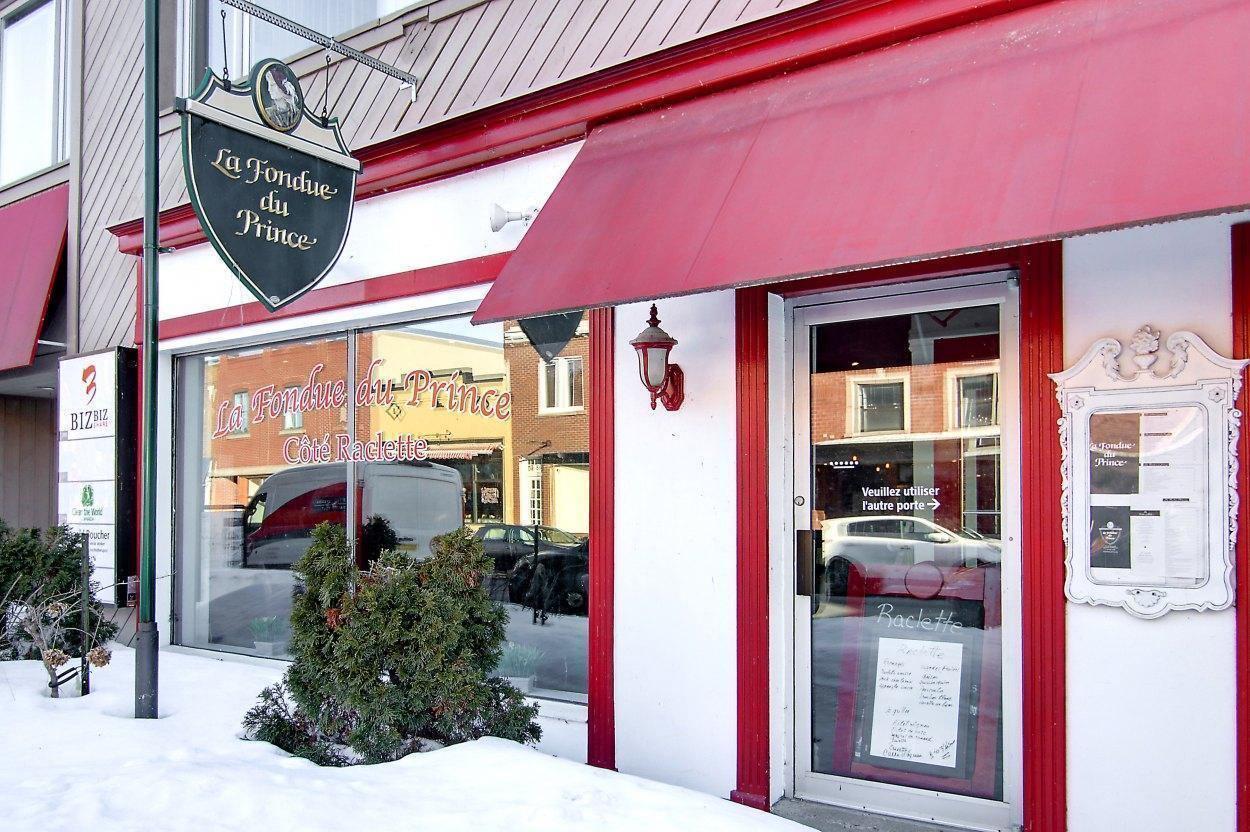 La Fondue Du Prince - Restaurant Cuisine Fondue Sainte-Anne-de-Bellevue, Ouest-de-l'Île (Montréal)