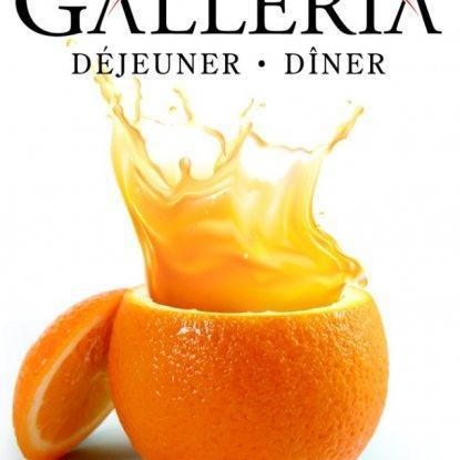 Galleria Restaurant RestoMontreal