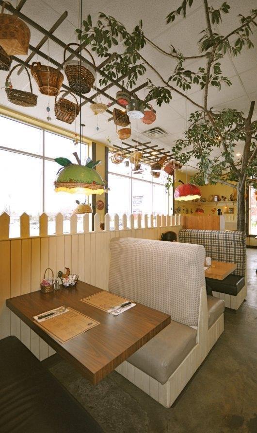 La Grand-Mère Poule - Restaurant Cuisine Déjeuner Mont-Saint-Hilaire, Rive-Sud (Montréal)