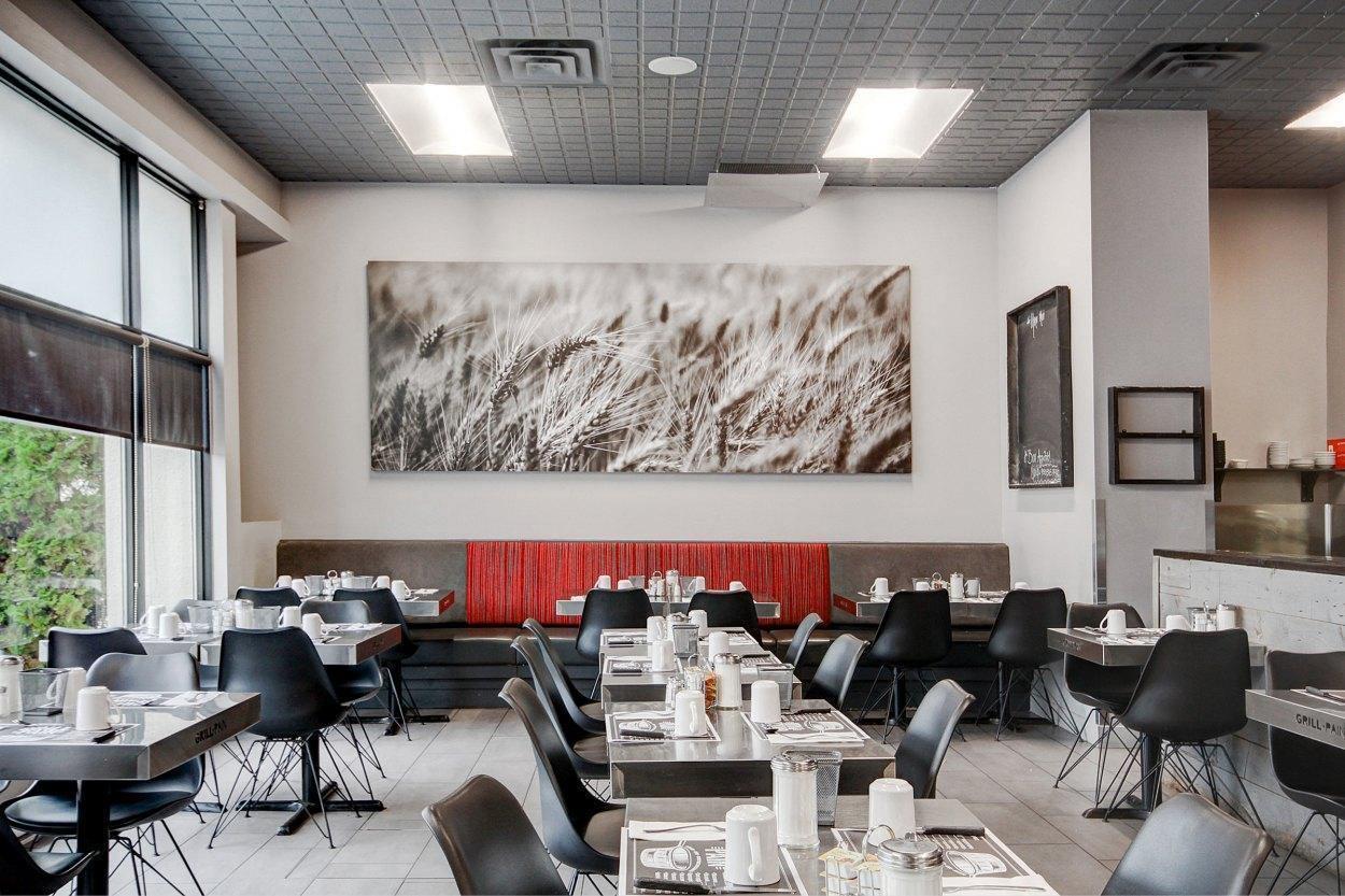 Grill-Pain Resto Déjeuner & Diner - Restaurant Cuisine Déjeuner Repentigny, Lanaudière (Rive-Nord)