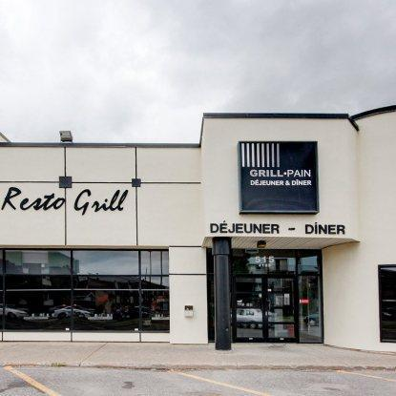 Grill-Pain Resto Déjeuner & Diner Restaurant RestoMontreal