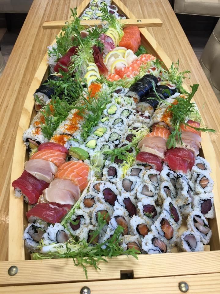 Sushi Hamachi - Restaurant Cuisine Sushi Boucherville, Rive-Sud (Montréal)