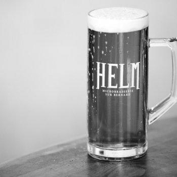 Restaurant HELM microbrasserie Photo