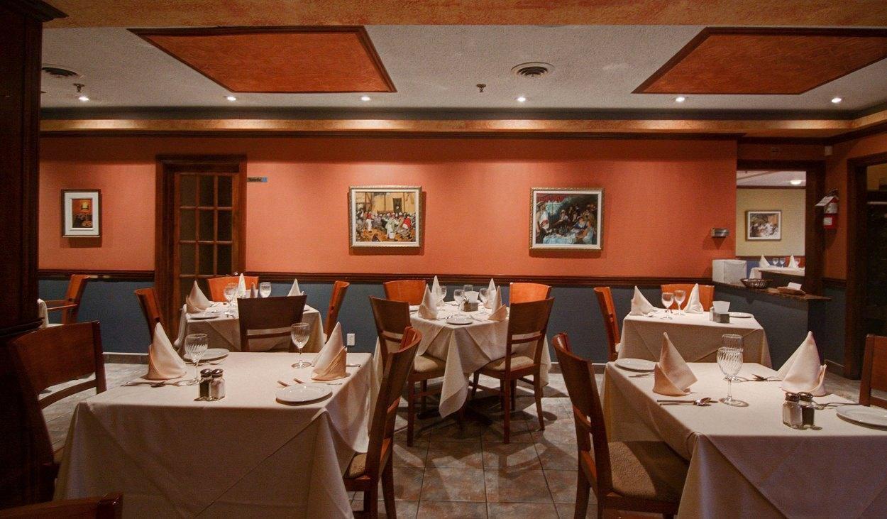 Il Cenone Ristorante - Ahuntsic-Cartierville, Montreal - Italian Cuisine Restaurant
