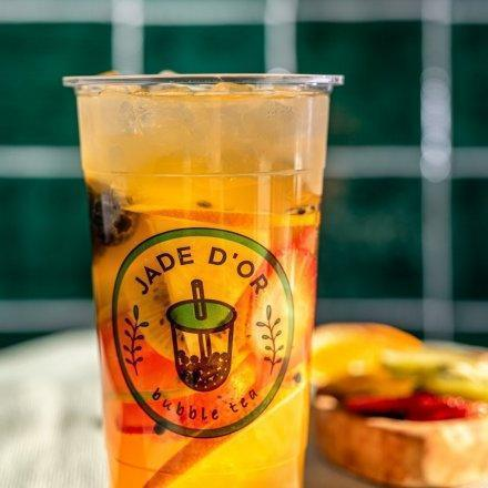Jade d'Or - Bubble tea Restaurant RestoMontreal