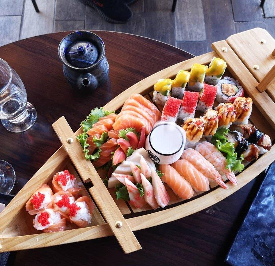 K2+ Bistro - Downtown, Montreal - Sushi Cuisine Restaurant
