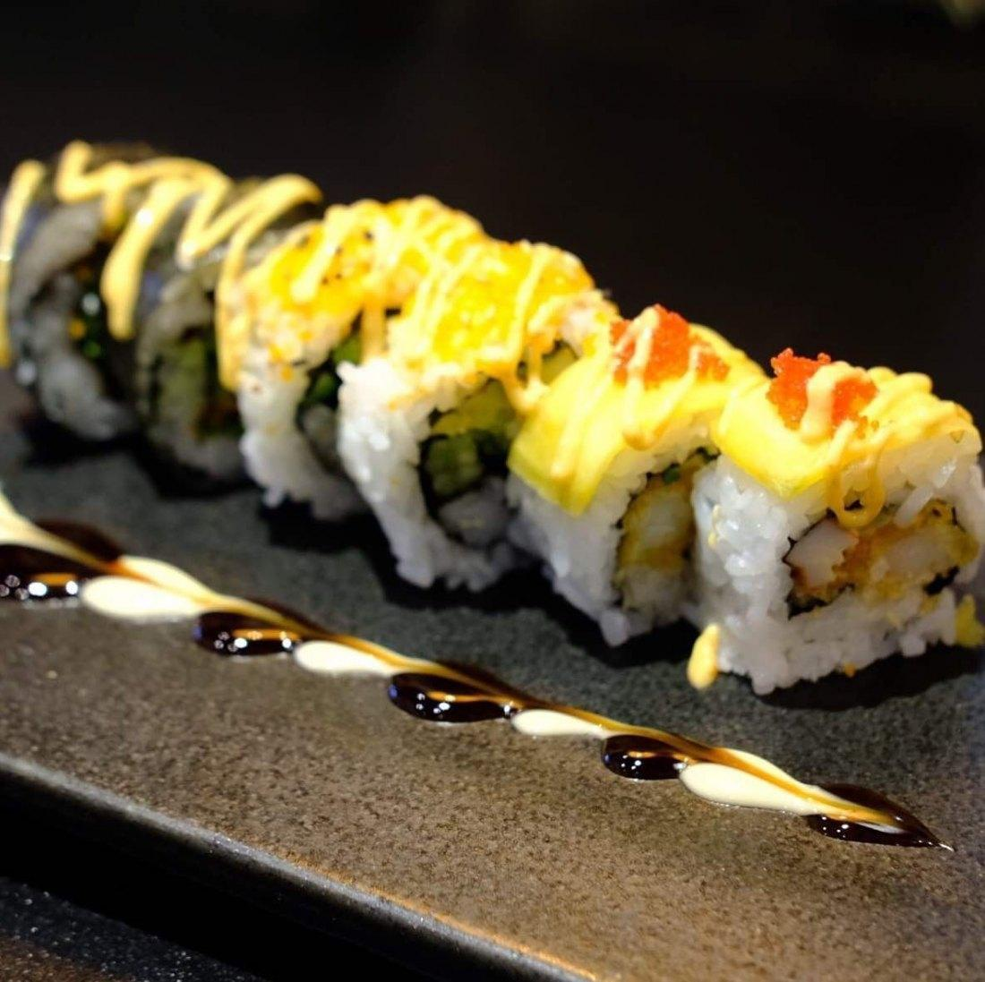Katsu Sushi - Saint-Hubert, South Shore (Montreal) - Sushi Cuisine Restaurant