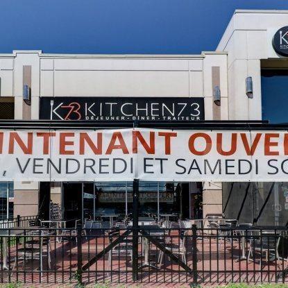 Kitchen 73 Restaurant RestoMontreal