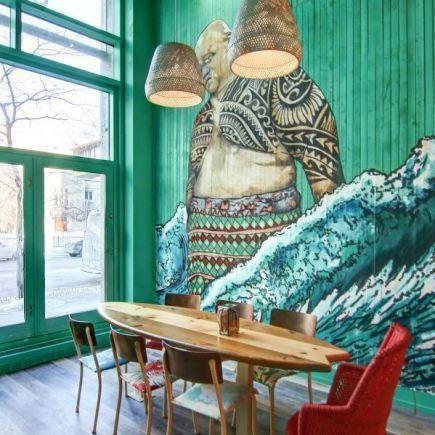 Koa Lua Restaurant RestoMontreal