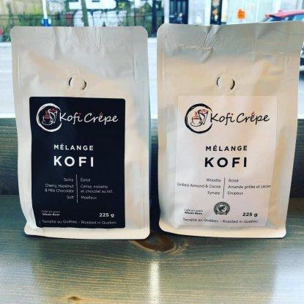 Kofi Crêpe Restaurant RestoMontreal