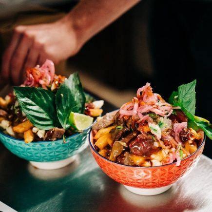 La Belle Tonki Restaurant RestoMontreal