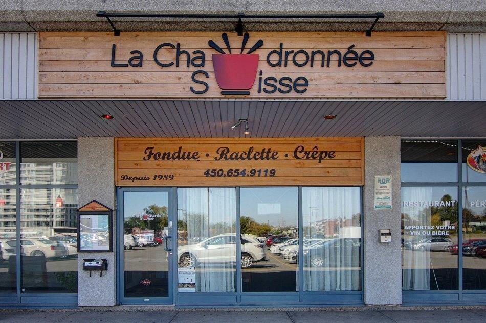 La Chaudronnée Suisse - Repentigny, Lanaudiere (North Shore) - Fondue Cuisine Restaurant