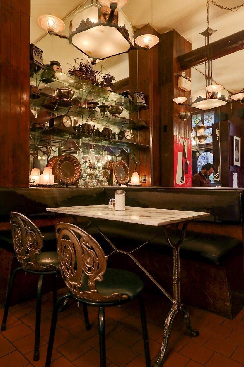 La Croissanterie Figaro - Restaurant Cuisine Café Outremont, Montréal