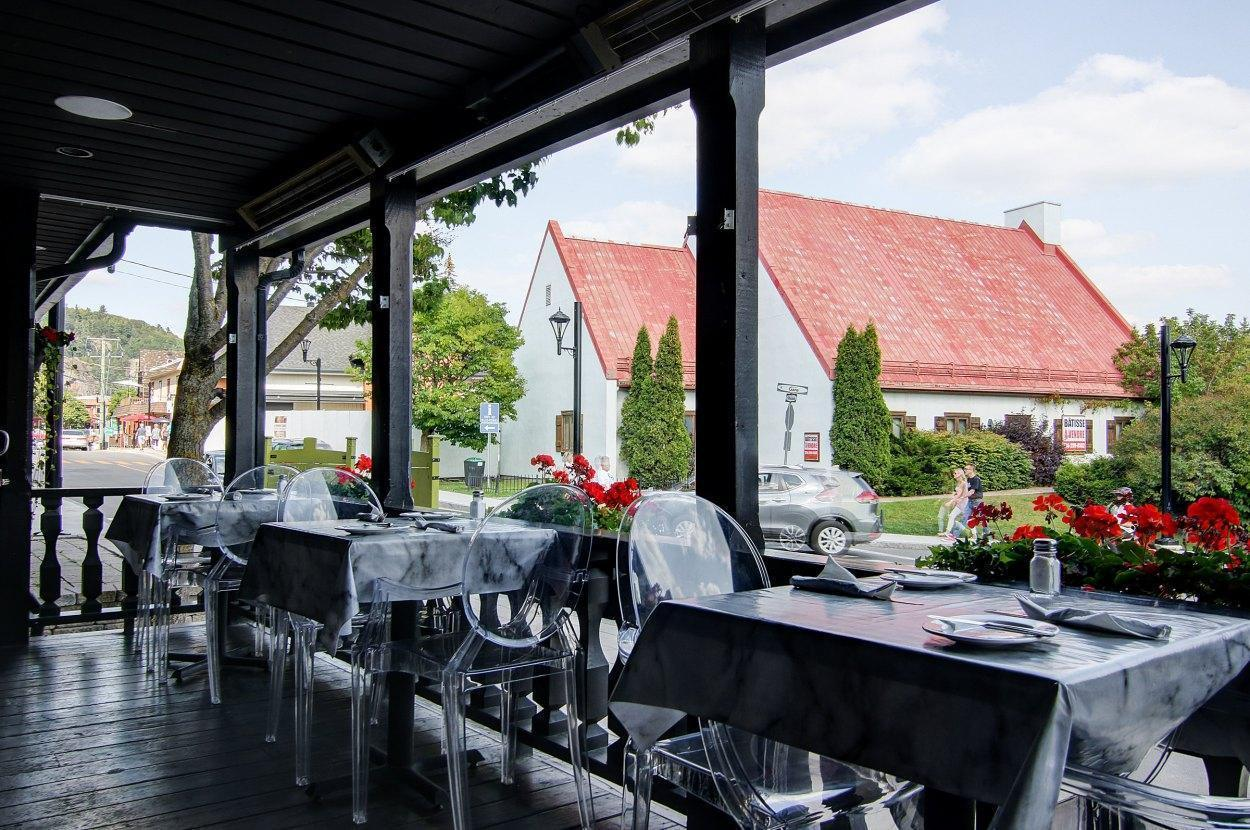 Restaurants St-Sauveur | Best restaurants in St-Sauveur | La Folie