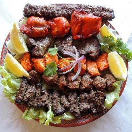 La maison Afghane du Kebab