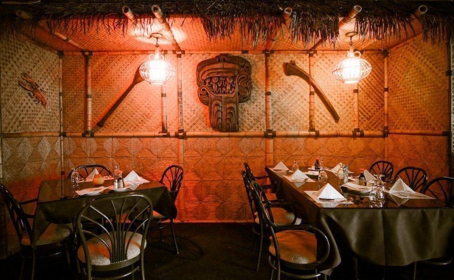 La maison p kin restaurant laval restomontreal for Decoration maison laval