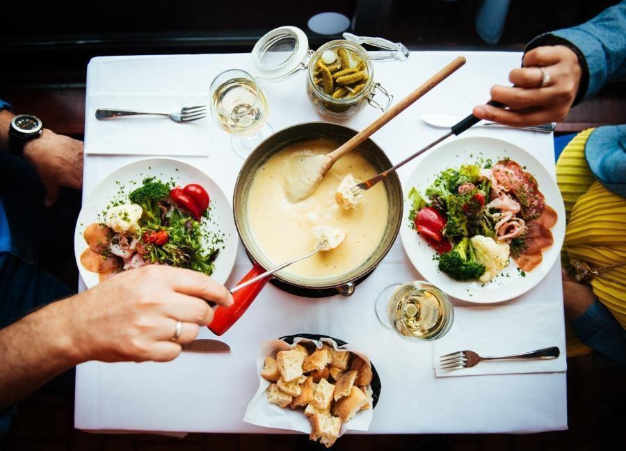 La Raclette Restaurant Montreal Restomontreal