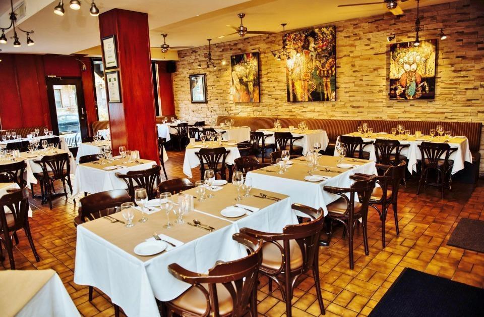 photos la raclette restaurant montr al qc restomontreal. Black Bedroom Furniture Sets. Home Design Ideas
